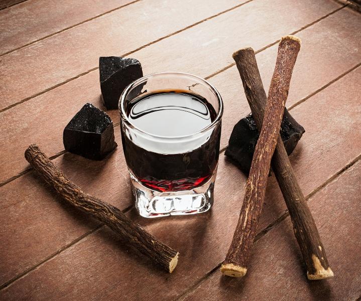 liquore alla liquirizia calabrese