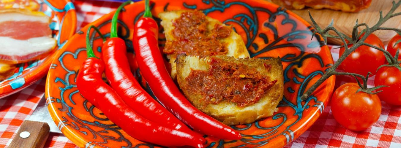 Piatti tipici calabresi ricette di cucina regionale for Cucina cinese piatti tipici