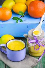 crema al bergamotto