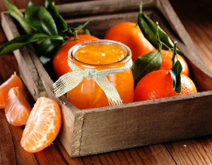 marmellata di mandarini clementine