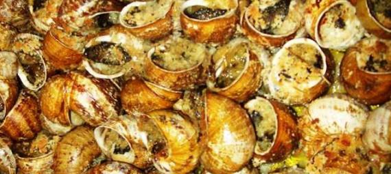 Lumache alla calabrese piatti tipici calabresi for Cucinare le lumache