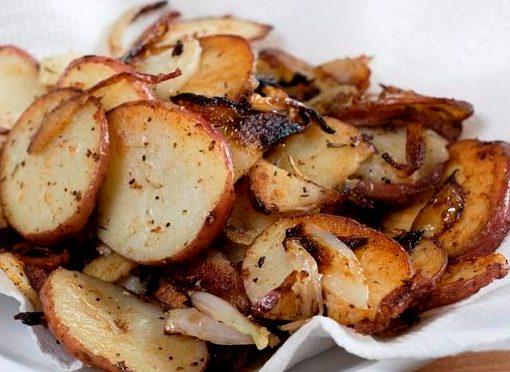 ricetta patate mpacchiuse