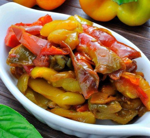 peperoni alla calabrese ricetta