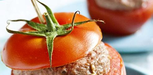 pomodori ripieni di tonno alla calabrese