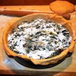 comporre la pizza rustica calabrese con nduja