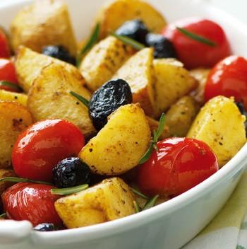insalata di patate calabrese
