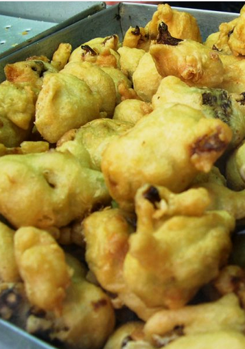 frittelle broccolo calabrese